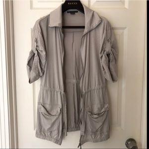 Jackets & Blazers - A/X military jacket
